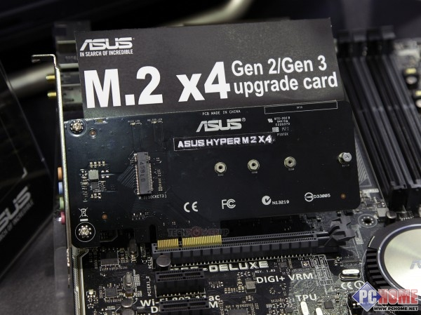 ASUS Announces that All its Z97 and X99 Motherboards
